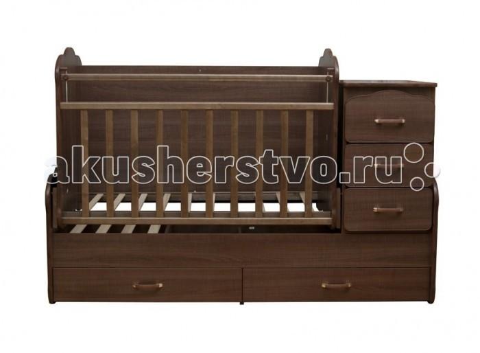 Кроватки-трансформеры Yarri Оле Лукойе (маятник)
