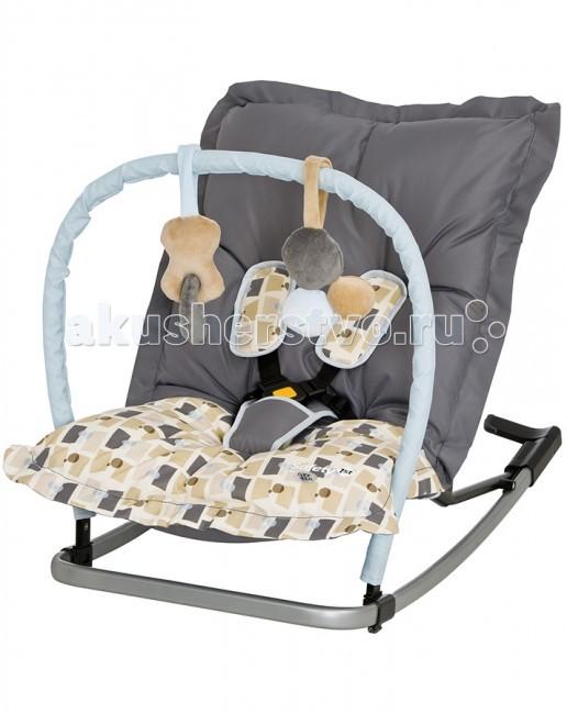 Кресла-качалки, шезлонги Safety 1st Кресло-качалка Mellow Bouncer