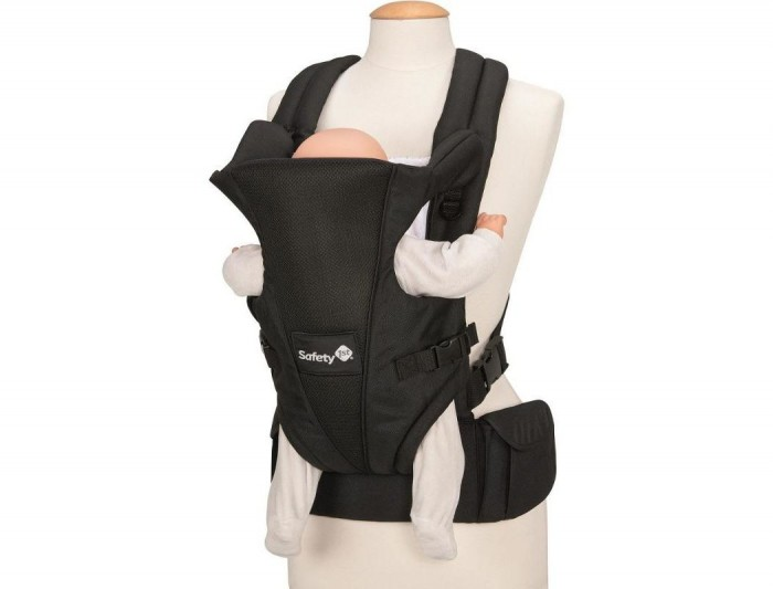 Uni-T Baby Carrier Full Black 26017640