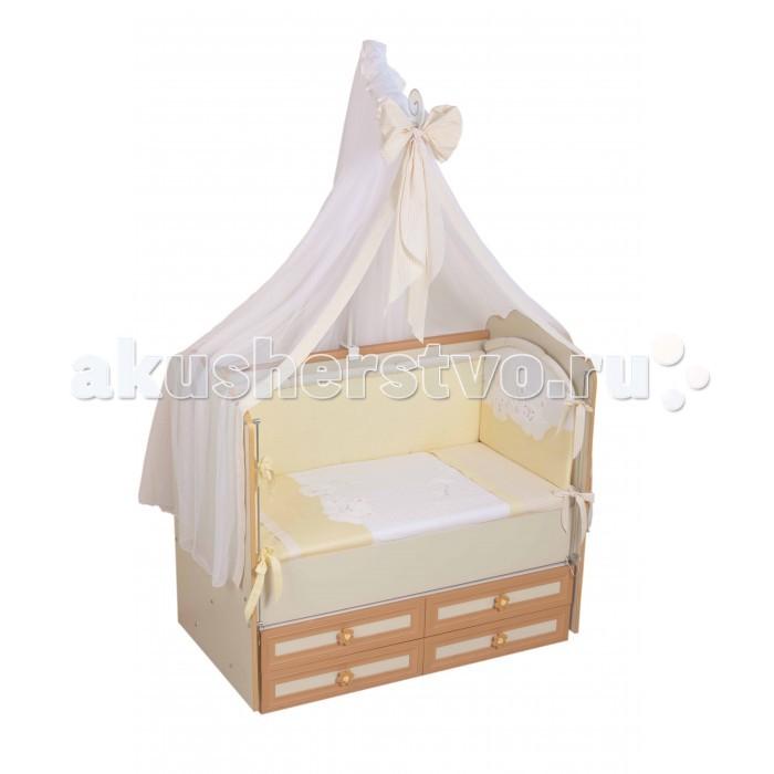 Комплекты для кроваток Селена (Сдобина) Греческий (7 предметов)