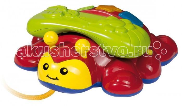 Электронные игрушки Simba Телефон-каталка