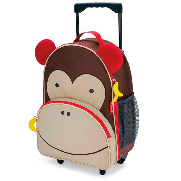 Сумки для детей Skip-Hop Детский дорожный чемодан Zoo Luggage