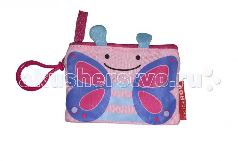Сумки для детей Skip-Hop Чехол для именного бейджика на чемодан или рюкзачок ID Tag