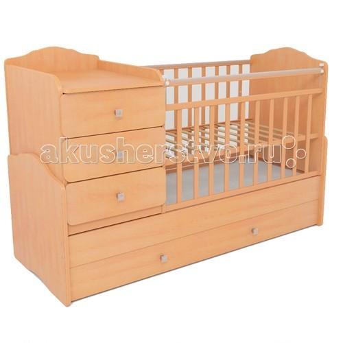 Кроватки-трансформеры СКВ Компани СКВ-9 93001