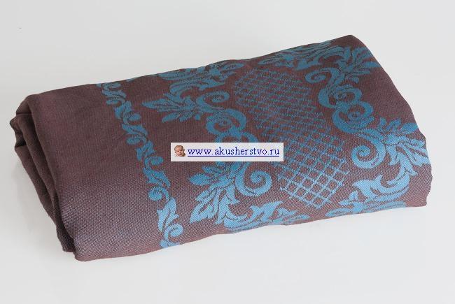 Слинги Diva Milano шарф, хлопок-конопля (4.7 м)