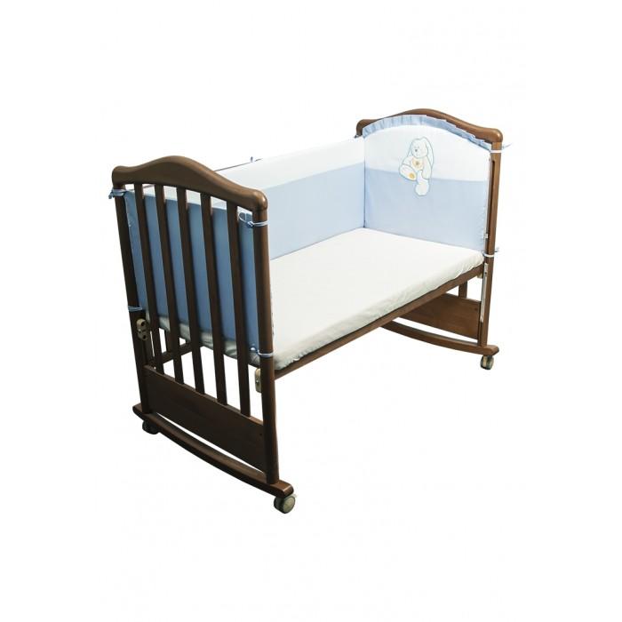 Бамперы для кроваток Сонный гномик Пушистик
