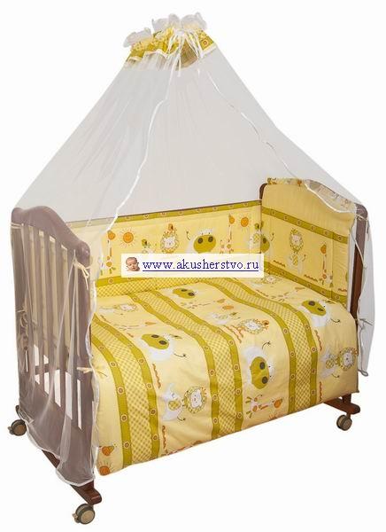 Бамперы для кроваток Сонный гномик Лимпопо