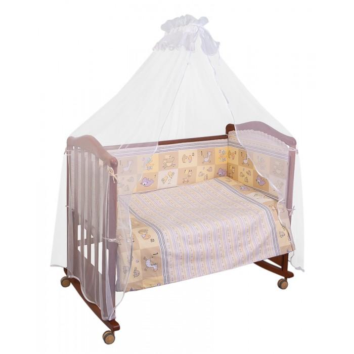 Бамперы для кроваток Сонный гномик Считалочка