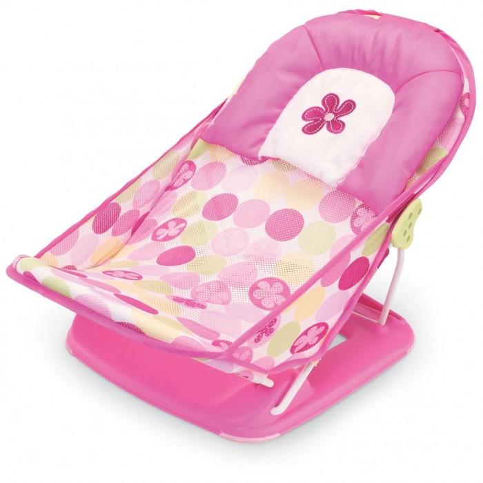 Горки и сидения для ванн Summer Infant Лежак для купания Deluxe Baby Bather