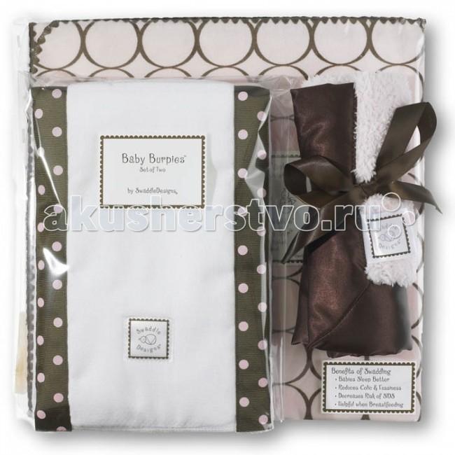 Подарочные наборы SwaddleDesigns для новорожденного Gift Set