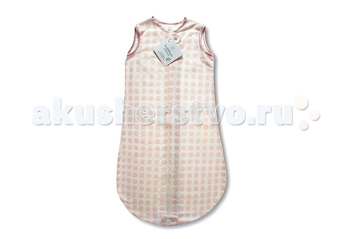 Swaddledesigns organic zzzipme 3 6 mes  sd 102pp 54732