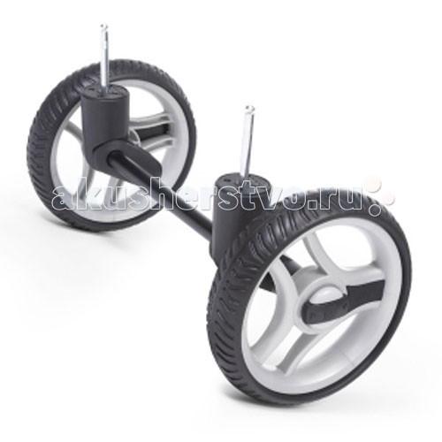 Аксессуары для колясок Teutonia Комплект колес для бездорожья Cross Country для Mistral/Fun