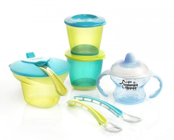 Наборы для новорожденных Tommee Tippee Набор для введения первого прикорма