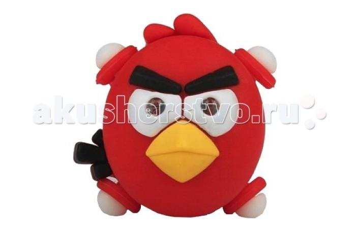 Аксессуары для велосипедов Trolo Фонарь Angry Birds для велосипедов или самокатов