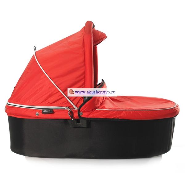 Bassinet для Snap 4 Ultra Carmine red