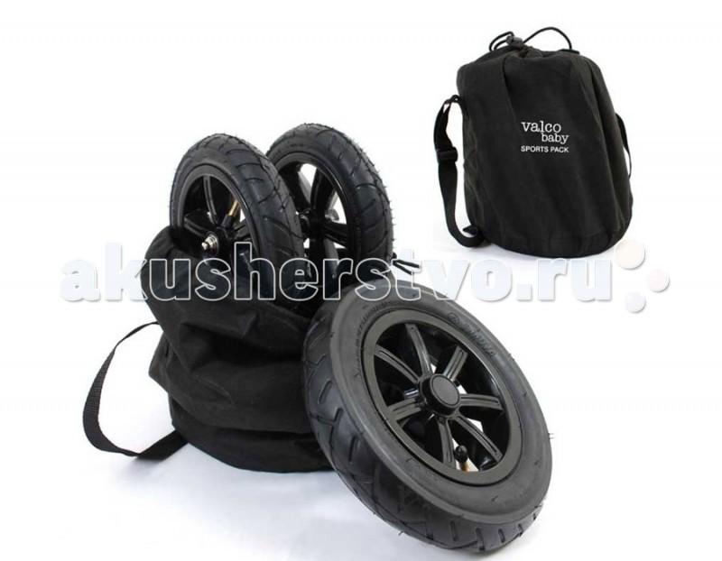 Аксессуары для колясок Valco baby Комплект надувных колес Sport Pack для Snap 4