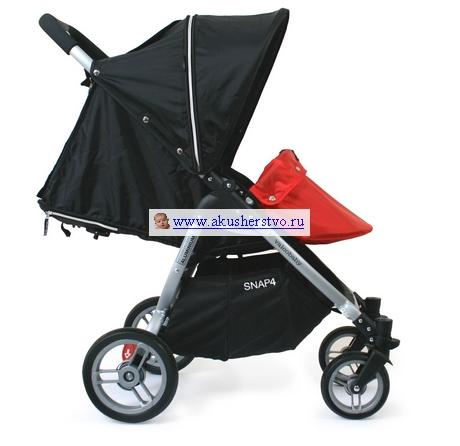 Аксессуары для колясок Valco baby Накидка на ножки Vogue Bootie для Snap/Snap 4/Zee