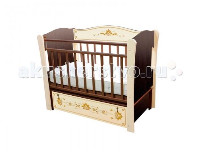Детские кроватки Влана Бьянка (продольный маятник)