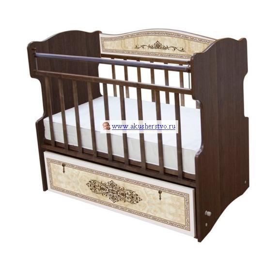 Детские кроватки Влана Франческо (маятник поперечный)