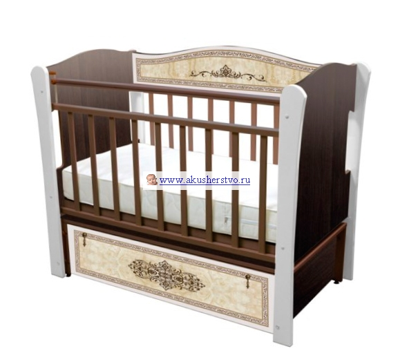 Детские кроватки Влана Франческо (маятник продольный)
