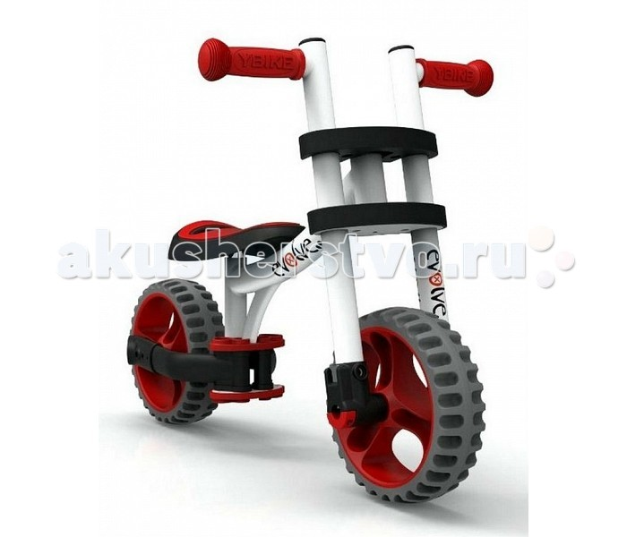 Беговелы Y-Bike Evolve Trike