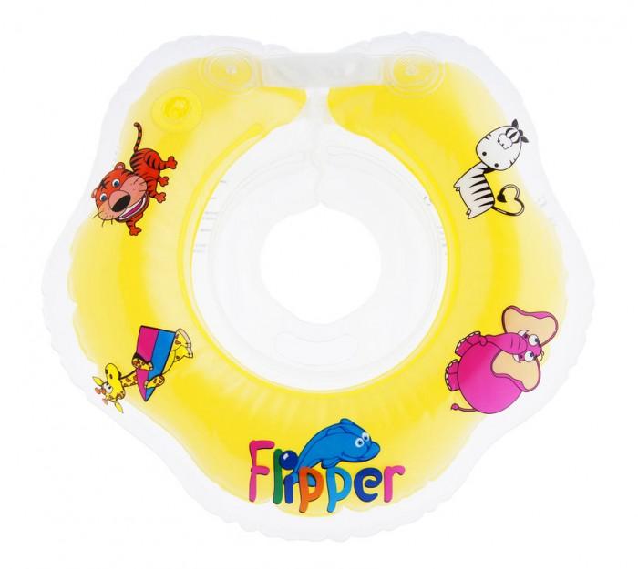 Круги для купания Roxy Flipper на шею для новорожденных
