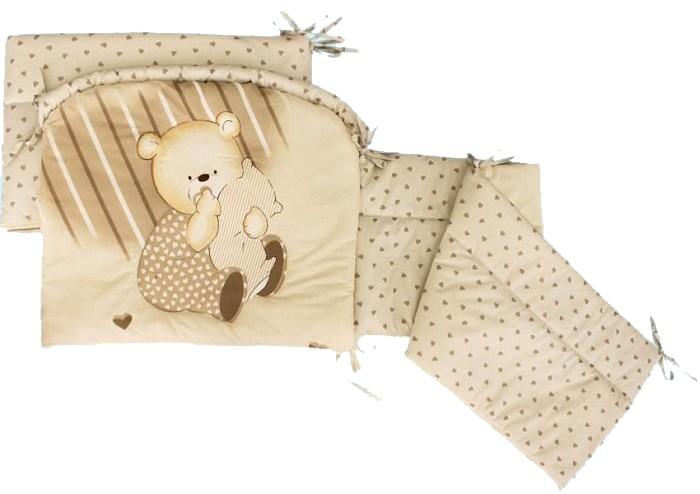 Бамперы для кроваток Золотой Гусь Мишутка