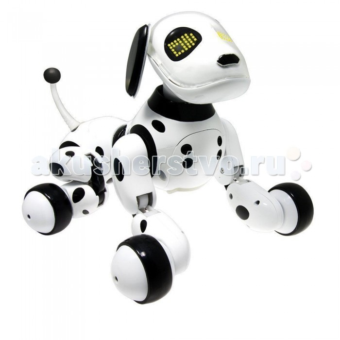 Интерактивные игрушки Zoomer собака 64 команды